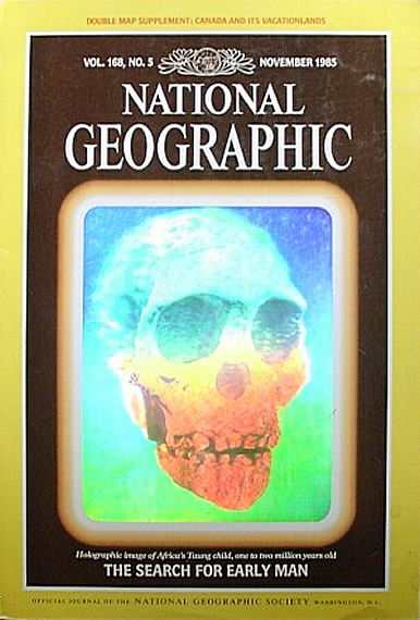 National Geographics, 1985