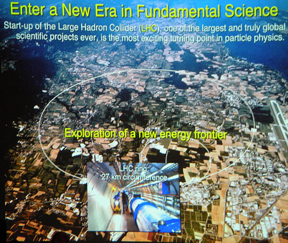 The LHC scheme