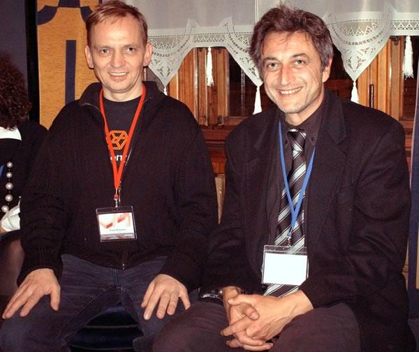 Pavel and me