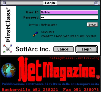 NetMagazine splash screen
