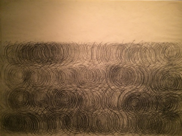 Otto Piene, Drawings